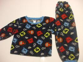 Toddlers Alien PJs Pyjamas 2T 100% Cotton  - $11.86