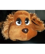 "Pound Puppy 18"" Plush Brown Tan Stuffed Animal Toy Big Vintage - $29.99"