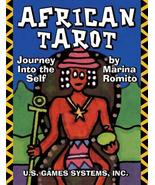 African Tarot Card Deck - $13.00