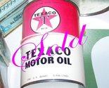 Rare cardboard texaco motor oil can nice old vintage star 005 thumb155 crop