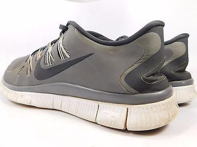 Nike Free 5.0 Men's Running Shoes Size 14 M (D) EU 48.5 Gray 579959-001