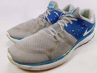 Nike LunarSwift + 3 Men's Running Shoes Size 14 M (D) EU 48.5 Gray 472502-014