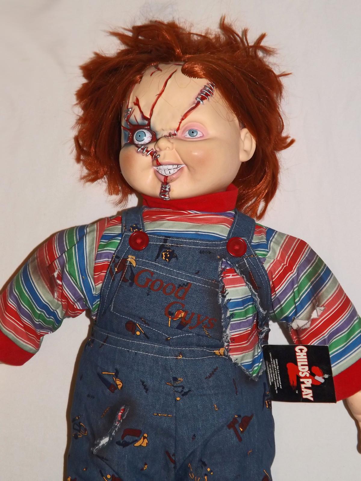 VERY RARE 2005-2006 Chucky (Bride of Chucky) Doll 24