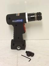 """Rivet King Pneumatic Rivet Nut Installation Tool Gun 5/16""""-18 Diameter 5... - $599.50"""