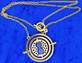 Time turner necklace blue thumb200