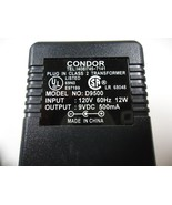 Condor D9500 Adapter Power Supply New - $14.90