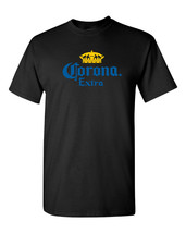 Corona Logo Black or White T Shirt - $17.50+