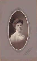 Alice Amelia Wood Photo - Deering High School Portland Maine 1903 - $17.50