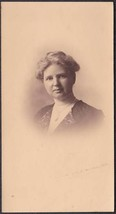 Effie Crawford Perkins Antique Photo - Boston, Massachusetts - $17.50