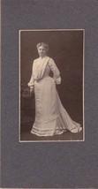 Anna Williams Morau Cabinet Photo - Boston, Massachusetts - $17.50