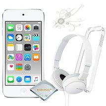 Apple Ipod Touch 16gb Silver (6th Generation) - Clear Case For Ipod Touc... - $225.00