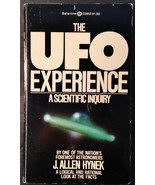 The UFO Experience: A Scientifc Inquiry by J. Allen Hynek, 1974, Paperback - $79.00