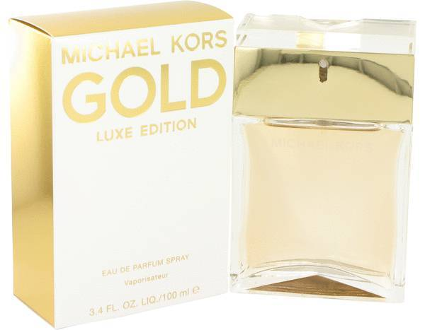 Michael kors gold luxe 3.4 oz perfume