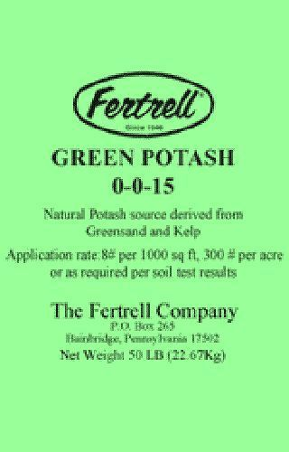 Primary image for 2 Lbs. - Jersey Green Potash -Soil Amendment