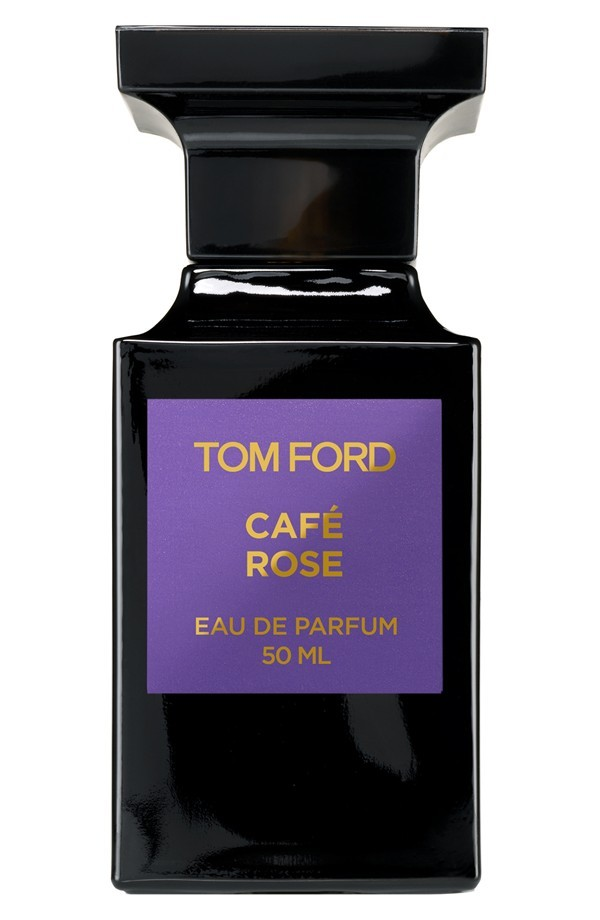 CAFE ROSE by TOM FORD 5ml Travel Spray Perfume COFFEE INCENSE SAFFRON PATCHOULI