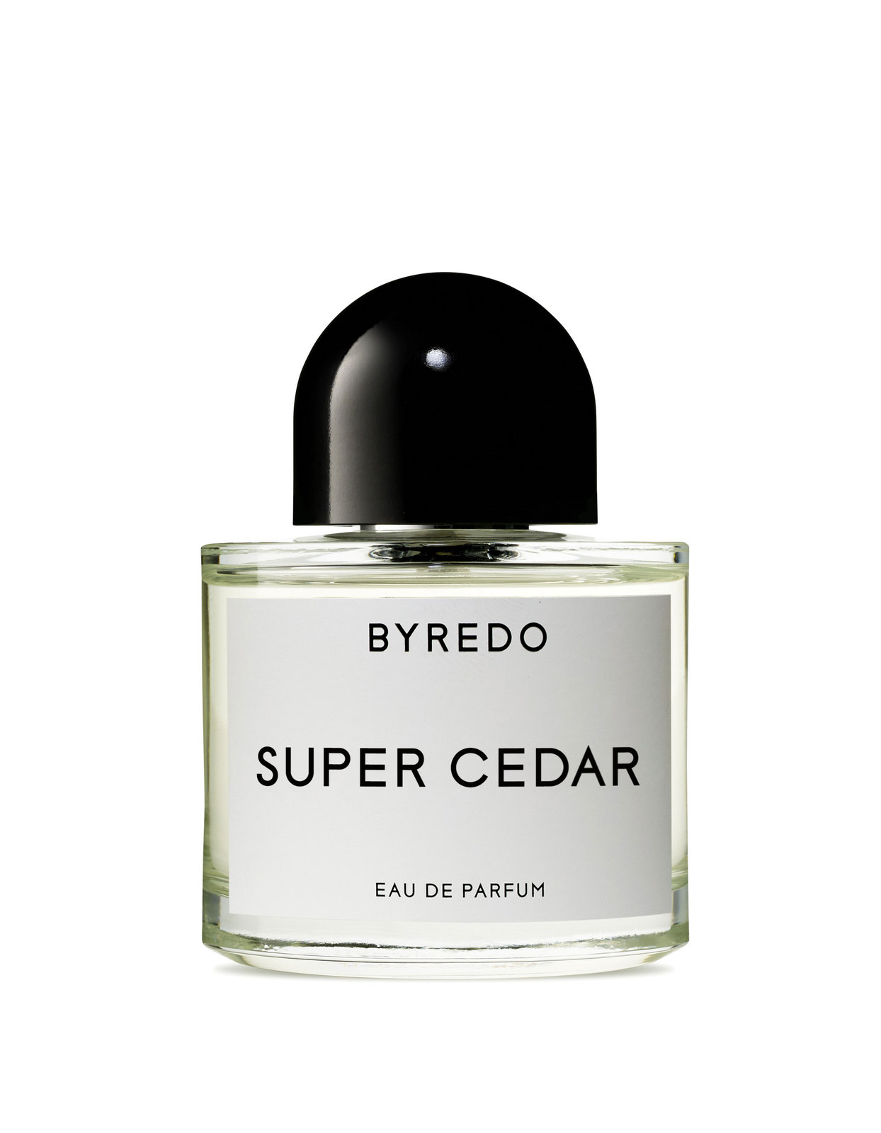 SUPER CEDAR by BYREDO 5ml Travel Spray Perfume Vetiver Musk EDP NEW FRAGRANCE