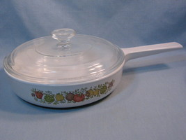 Vintage Corning Ware Spice of Life Rangetopper Skillet - $34.99
