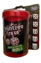 Yahtzee to Go Travel Game 2014 - $9.99