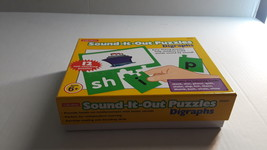 LAKESHORE SOUND- IT -OUT PUZZLES DIGRAPHS - $16.99