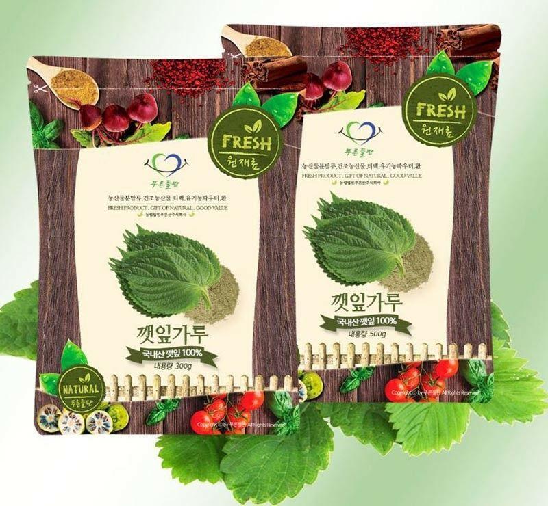 100% Natural Perilla leaves Powder Kkaennip Seasoning Spices 50g - 500g