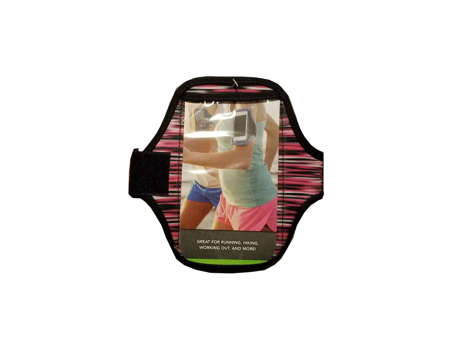 Cellphone armband 6 inch pink