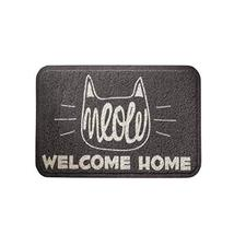 George Jimmy Cute cat Japanese-Style Carpet Home and Living Room Carpet Door Car - $41.66