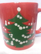 Waechtersbach Christmas Tree Coffee Tee Mug W. ... - $9.89