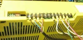 USED CLEANED TESTED FANUC SERVO AMPLIFIER A06B-6089-H106 W/ WARRANTY - $1,880.99