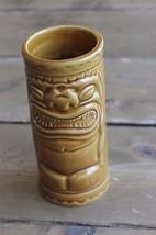 2001 ACCOUTREMENTS Tiki Mug Ceramic - Brown - $14.85