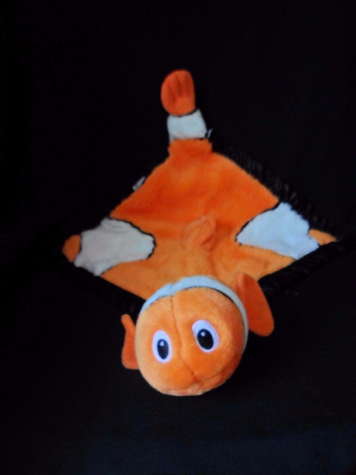 My Banky Orange Black Plush Clown Fish and 50 similar items