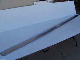 1972 Continental Left Rocker Trim Molding Panel Oem Used Lincoln 1973 1971 - $247.50