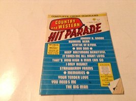 NOVEMBER 1969 COUNTRY AND WESTERN HIT PARADE [Single Issue Magazine] [Ja... - $15.05