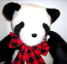 "Boyds Bears""Shao Pan Yo"" 30"" Panda- QVC Exclusive- #500080V- NWT -2005- Retired - $89.99"