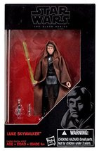 Star Wars, 2015 The Black Series, Luke Skywalker [Return of the Jedi] Ex... - $23.87 CAD