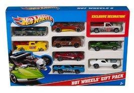 Hot Wheels 9-Car Gift Pack (Styles May Vary) - $16.90