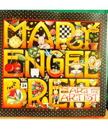 "Mary Engelbreit: ""The Art And The Artist"" Hardback Hardcover - $19.75"