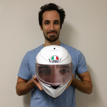 Venom Helmet Visor Sticker Wired Web Black  Motorcycle Shield Decal Tint Eyes