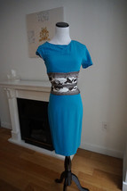 New Class Roberto Cavalli 100% Silk Dress Size XS Sold Out RARE Made in ... - $124.69 CAD