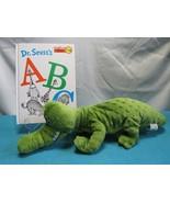 Dr. Seuss A B C  Hardback Book & Plush Toy Kohl's Cares for Kids - $14.90
