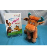 Dr. Seuss Mr. Brown Can Moo! Can You? Hardback Book & Plush Toy Kohl's C... - $14.90