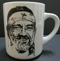Vintage Willie Nelson & Family General Store Coffee Mug Nashville Countr... - $40.56