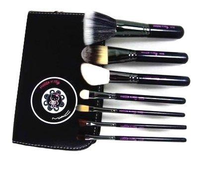 Travel Size MAC Hello Kitty Makeup Brush Set