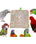 Sea Grass & Vine Bird Foraging & Chew Mat - $28.50 - $39.50