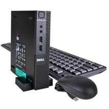 Dell OptiPlex 3020 Core i5-4590T Quad-Core 2.0GHz 4GB 500GB W8.1P Micro Desktop  - $477.09
