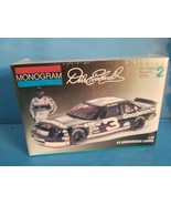 Monogram NASCAR Dale Earnhardt 1/24 Scale Model #3 Goodwrench Lumina 292... - $28.04