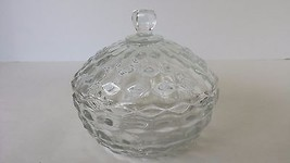 Confections American Whitehall Crystal Candy Dish - $24.74