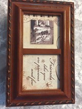 Sankyo Photo Frame Music Box - $19.99