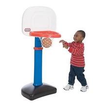 Basketball Play Set Adjustable Sport Goal System  Kids Toddler Toy Littl... - $47.79