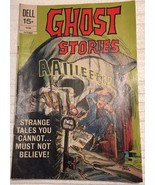 GHOST STORIES #34 (1972) Dell Comics VG+ - $9.89