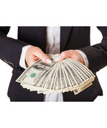 Money Come In Spell Banish Curse Placed That Has Blocked You From Making Money  - $30.00
